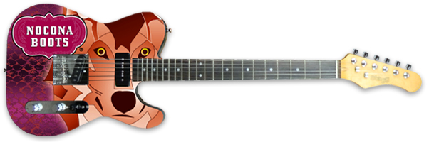 Stagg Vintage T Promo Guitar