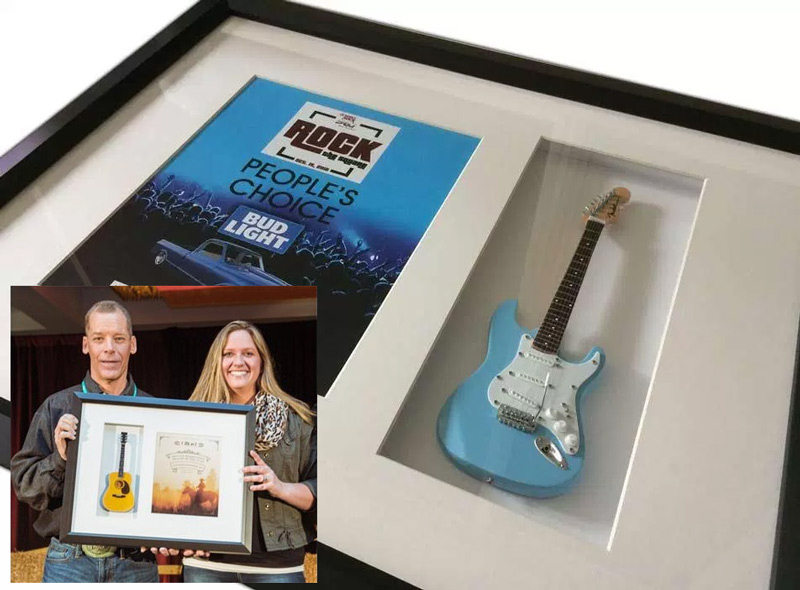 Shadowbox Guitar Award