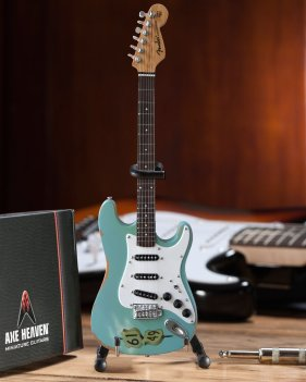 Crossroads – Officially Licensed Mini Kenny Wayne Shepherd Fender™ Stratocaster™ by AXE HEAVEN®