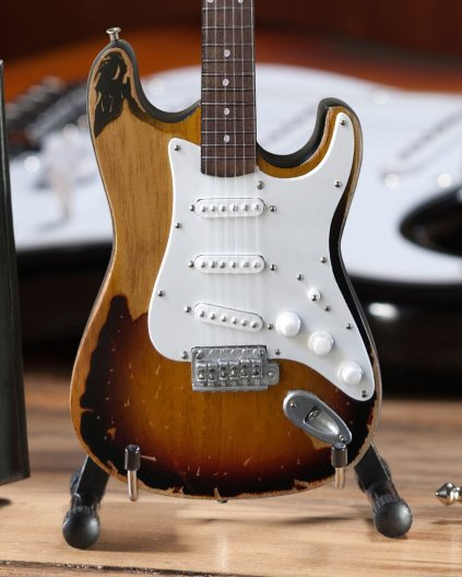 THE ONE – Officially Licensed Mini Kenny Wayne Shepherd 1961 Fender™ Stratocaster™ by AXE HEAVEN®