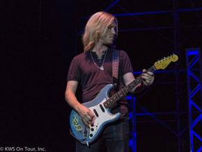 Kenny Wayne Shepherd Officially Licensed Miniature Fender™ Strat™ Guitars by AXE HEAVEN®