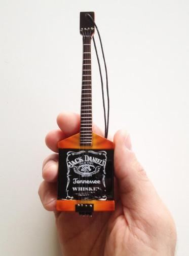 Jack Daniels Tennessee Whiskey Holiday Ornament