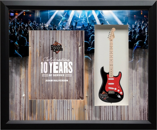 House of Blues Shadowbox Celebrating 10 Years of Service