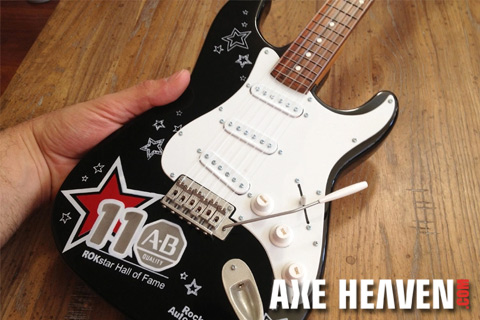 Rockwell Automation Custom 24-Inch Fender™ Guitar Award