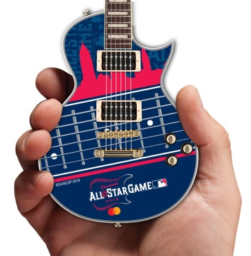 Major League Baseball All-Star Game Cleveland 2019 Electric Mini Guitar by AXE HEAVEN® Mastercard Close-Up