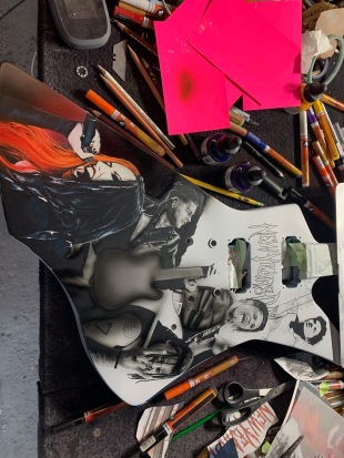 Custom-Painted-Guitar-1801