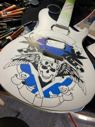 Custom-Painted-Guitar-1803