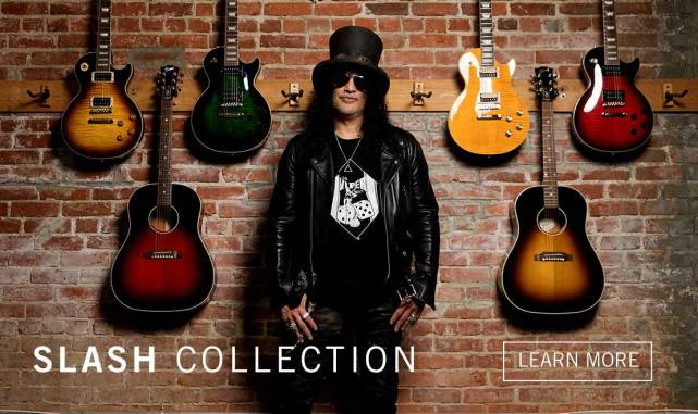 Slash Collection by Gibson®