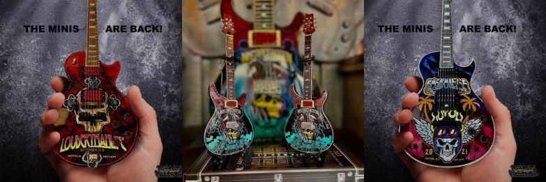 RonzWorld Custom Guitar and Mini Guitars 2021